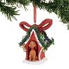 Universal Ornament - Grinch - Grinch Happy Howl-i-days Ornament