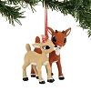 SeaWorld Ornament - Rudolph Traditions by Jim Shore - Rudolph and Clarice