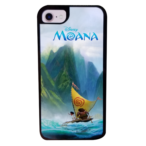 Disney Customized Phone Case - Moana Graphic Logo