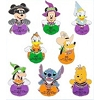 Disney Mystery Pins - Mickey's Halloween Party 2017 - Complete Set