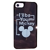 Disney Customized Phone Case - I'll Be Your Mickey