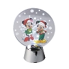 Disney LED Figurine - Santa Mickey & Minnie Holidazzler