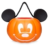 Disney Halloween Bucket - Mickey Mouse Light-Up Pumpkin Bucket