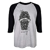 Disney ADULT Shirt - Walt Disney World 2017 Halloween Raglan Tee