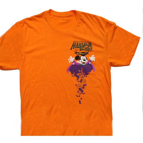 0199f7560 Add to My Lists. Disney ADULT Shirt - 2017 Mickey's Not So Scary Halloween  Party