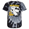Disney Child Shirt - Jack Skellington and Zero Tie-Dye Tee for Kids