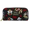 Disney Wallet - Loungefly x Disney Villains Tattoo