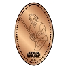 Disney Pressed Penny - Star Wars - Luke Skywalker