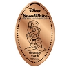 Disney Pressed Penny - Snow White Set - Grumpy