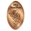 Disney Pressed Penny - Snow White Set - Happy