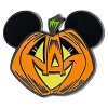 Disney Halloween Pin - Mickey Mouse Pumpkin Jack O'Lantern