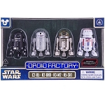 Disney Figurine Set - Star Wars - Droid Factory ROGUE ONE