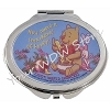 Disney Pocket Mirror - Epcot World Showcase Winnie the Pooh