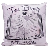Disney Pillow - Beauty and the Beast - True Beauty