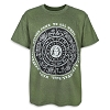 Disney Adult Shirt - Haunted Mansion Madame Leota Zodiac Tee