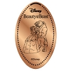 Disney Pressed Penny - Beauty Beast Set - Belle & Beast