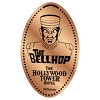 Disney Pressed Penny - Tower Hotel - Bellhop