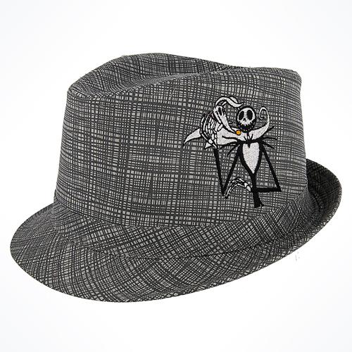45becf579 Disney Hat - Jack Skellington Fedora Hat - Youth