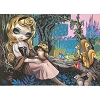 Disney Postcard - Princess Aurora by Jasmine Becket-Griffith