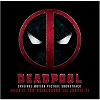 Disney Vinyl Record - Marvel Deadpool Original Motion Picture Vinyl LP