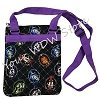 Disney Crossbody Bag - Halloween Mickey and Friends Cameos