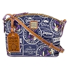 Disney Dooney and Bourke - 2017 Epcot Food Wine Festival Crossbody Bag