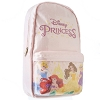 Disney Hooded Backpack - Princesses & Magic Castle