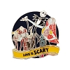 Disney Love Is An Adventure Pin - Love Is… - Mystery Pin Set - CHASER - Scary