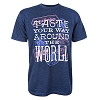 Disney Adult Shirt - 2017 Epcot Food and Wine Festival - T-Shirt