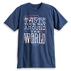 Disney Women's Shirt - 2017 Epcot Food and Wine Festival - T-Shirt