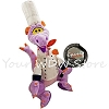 Disney Plush - 2017 Epcot Food and Wine Festival Chef Figment