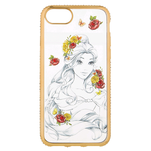 Disney iPhone 7/6 Case - Belle - Beauty Within
