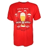 Disney ADULT Shirt - Epcot Food and Wine 2017 Brews Around the World