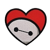 Disney Iron On Patch by Loungefly - Big Hero 6 - Baymax Heart