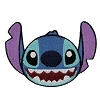Disney Iron On Patch by Loungefly - Lilo and Stitch - Stitch