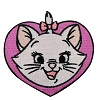 Disney Iron On Patch by Loungefly - The Aristocats - Marie