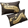 Harry Potter Pillow Cases Set - Marauder's Map - Mischief Managed