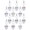 Disney Keychain - Minnie Assorted Birthstone