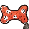 Disney Dog Toy - Chew Squeaker - Jack Skellington Bone - Orange