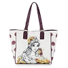 Disney Boutique Tote - Belle Illustrated Tote