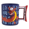Disney Coffee Cup - Mushu - Japanese Torii Gate