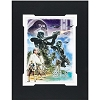 Disney Deluxe Artist Print - Might of Scarif by Joe Corroney