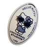 Universal Studios Pressed Penny - Hello Kitty - Star