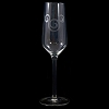 Disney Etched Glass - Mickey Mouse Ears Celebration Champagne Flute