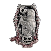 Disney Nightmare Before Christmas Pin - Jack and Sally Embrace