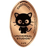 Universal Pressed Penny - Hello Kitty - Chococat