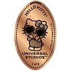 Universal Pressed Penny - Hello Kitty - Star
