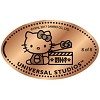 Universal Pressed Penny - Hello Kitty - Director