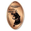 Universal Pressed Penny - Scooby Doo - Scooby