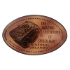 Universal Studios Pressed Penny - The Amazing Adventures of Spider Man